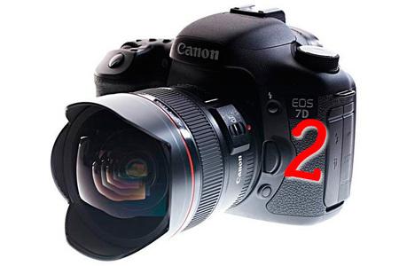 ¿La nueva Canon EOS 7D MKII lista para el CES 2013?