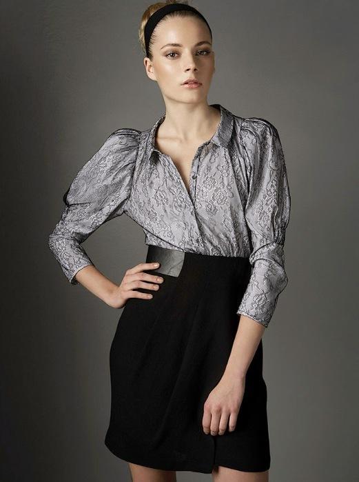 Foto de Nuevos looks y estilos de Zara, Otoño-Invierno 2009/2010 (9/13)
