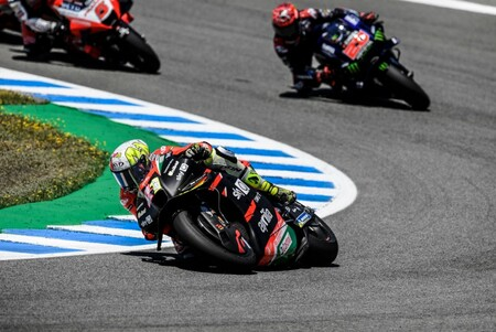 Aleix Espargaro Jerez Motogp 2021