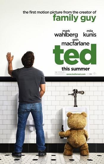 'Ted', cartel y tráiler de la ópera prima del creador de 'Padre de familia'