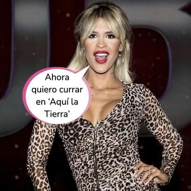 """¡Sálvame! Ylenia Padilla carga la escopeta y dispara contra Telecinco y todos sus programas: """"Telemierda"""""""