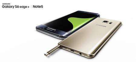 Samsung Galaxy Note 5 no llegará a Europa inicialmente, sí lo hará el Galaxy S6 edge+