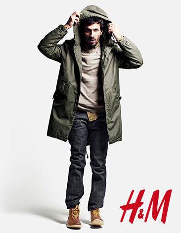 H&M y sus looks ya a la venta para este Otoño-Invierno 2011/12
