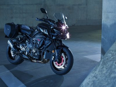 La Yamaha MT-10 Tourer ya tiene precio, y se mete entre las más caras y prestacionales del segmento