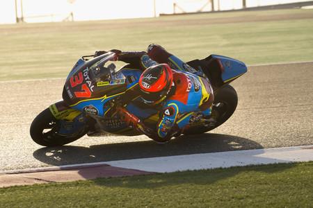 Augusto Fernandez Catar Moto2 2020
