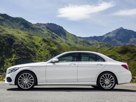 Mercedes Benz C 220 Bluetec