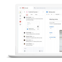 Así es el nuevo diseño de Gmail que integra Google Docs y las videollamadas de Meet en un mismo lugar
