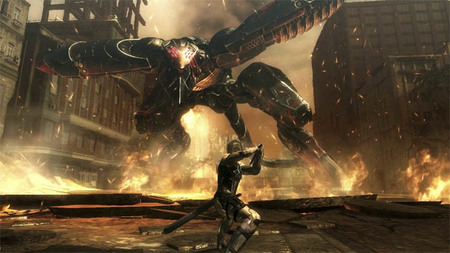 'Metal Gear Rising: Revengeance' tendrá demo en enero y lo celebramos con un nuevo vídeo