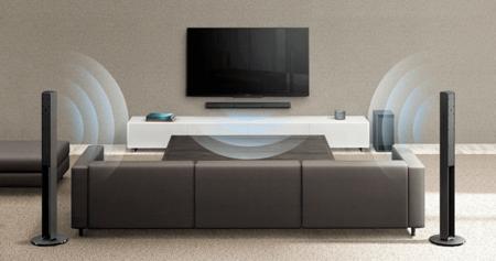 Gran rebaja en el potente equipo de sonido para televisores Sony HT-RT4 5.1 de 600 W: 255 euros en Amazon, casi su precio mínimo