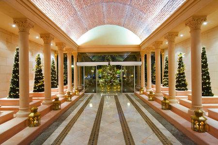 Nochevieja 2012 en el Gran Hotel Bahía del Duque, Tenerife. ¡Feliz Año Nuevo!