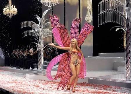 El desfile de Victoria's Secret 2009