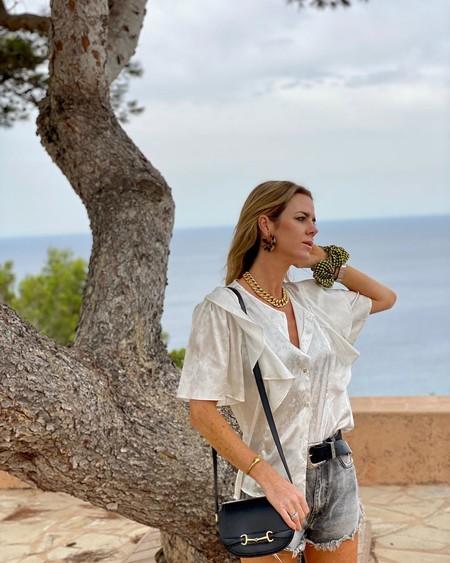 Sofisticado y elegante, así es el estilo de Amelia Bono