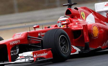 Jules Bianchi domina los tests de jóvenes pilotos de Magny Cours
