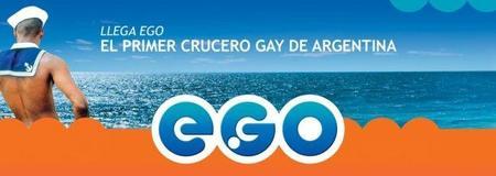 Primer crucero gay 100% argentino