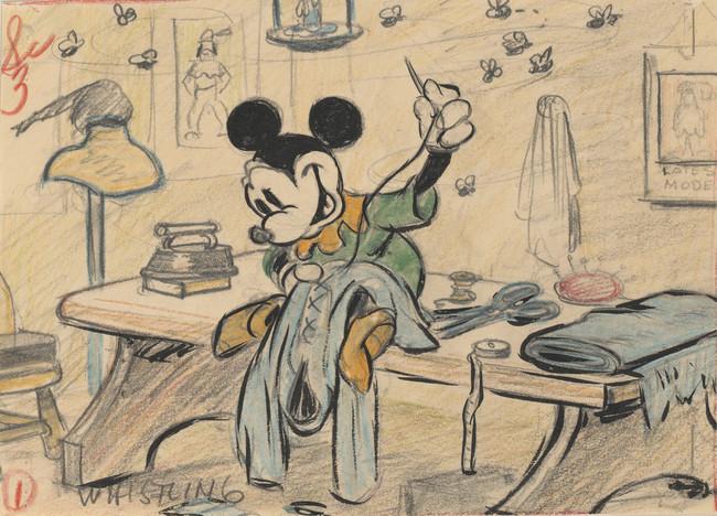 La magia de Disney toma Madrid con la exposición 'Disney. El arte de contar historias'