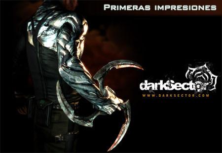 'Dark Sector'. Primeras impresiones (XBox 360)