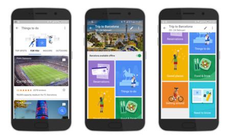 Google Trips, filtrada la nueva aplicación para planear las vacaciones [Actualizado]
