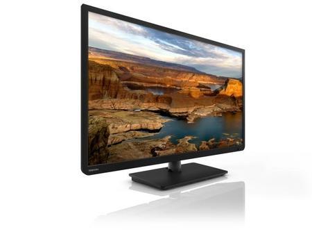 Toshiba lanza el primer modelo de su serie W2 de Smart TV
