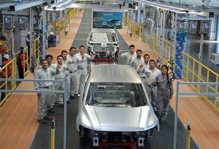 Volkswagen Tiguan Produccion Mexico