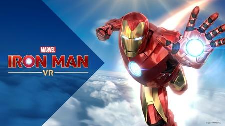 Marvel's Iron Man VR fija su nueva fecha de lanzamiento para principios de julio