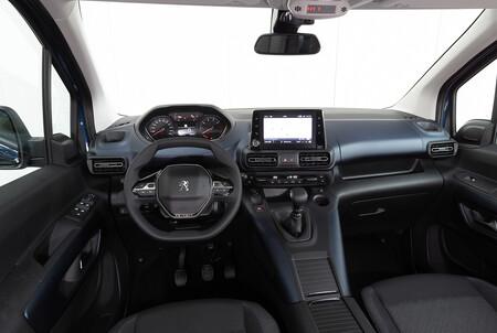 Peugeot Rifter 2022 Gasolina Automatica Precio Mexico 5