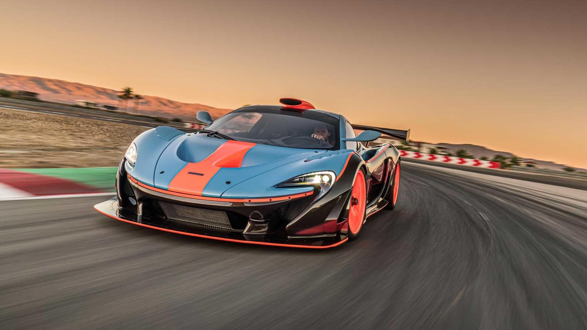 Foto de McLaren P1 GTR-18 preparado por Lanzante (10/32)
