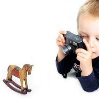Juegos fotográficos para introducir a los niños en la fotografía