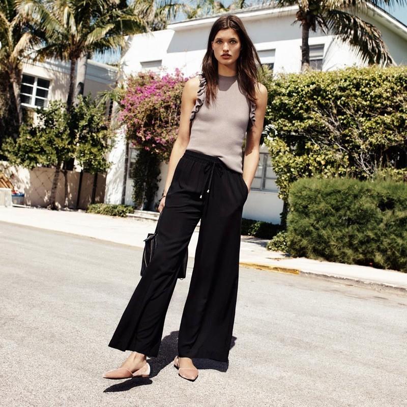 Foto de H&M lookbook Miami Blues 2017 (8/9)