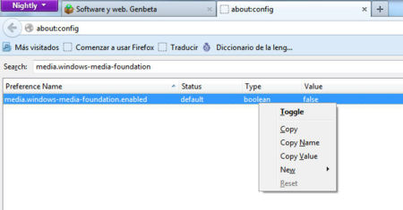 Firefox 20 Nightly ya cuenta con soporte experimental para H.264, AAC y MP3