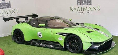 ¡Hola, especulación! Los Aston Martin Vulcan usados ya son más caros que un Valkyrie nuevo