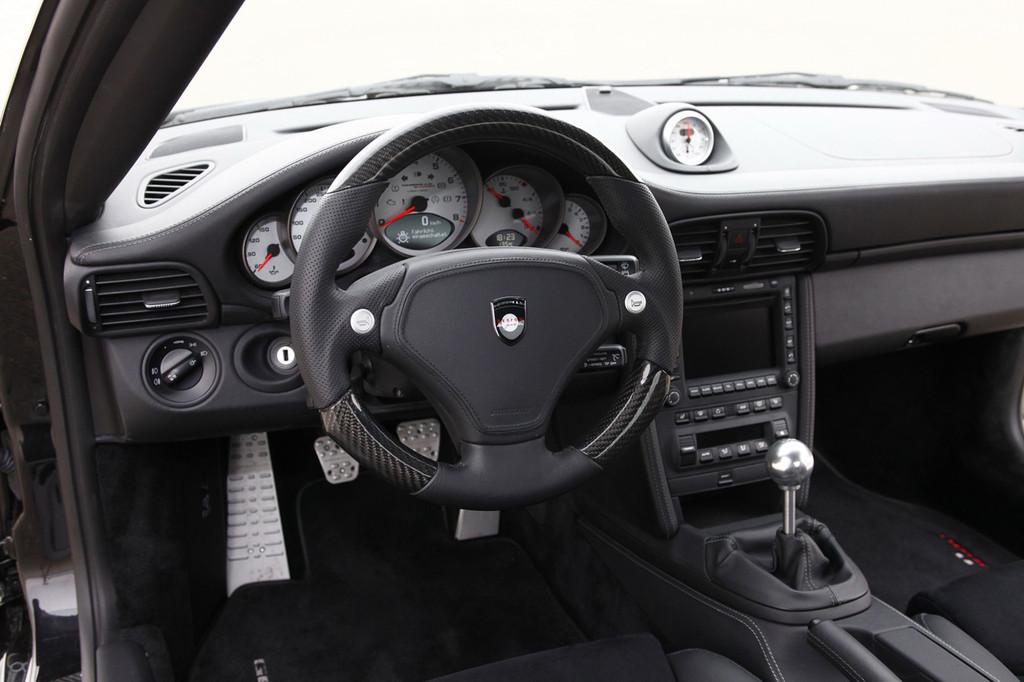 Gemballa Avalanche GTR 650 EVO-R