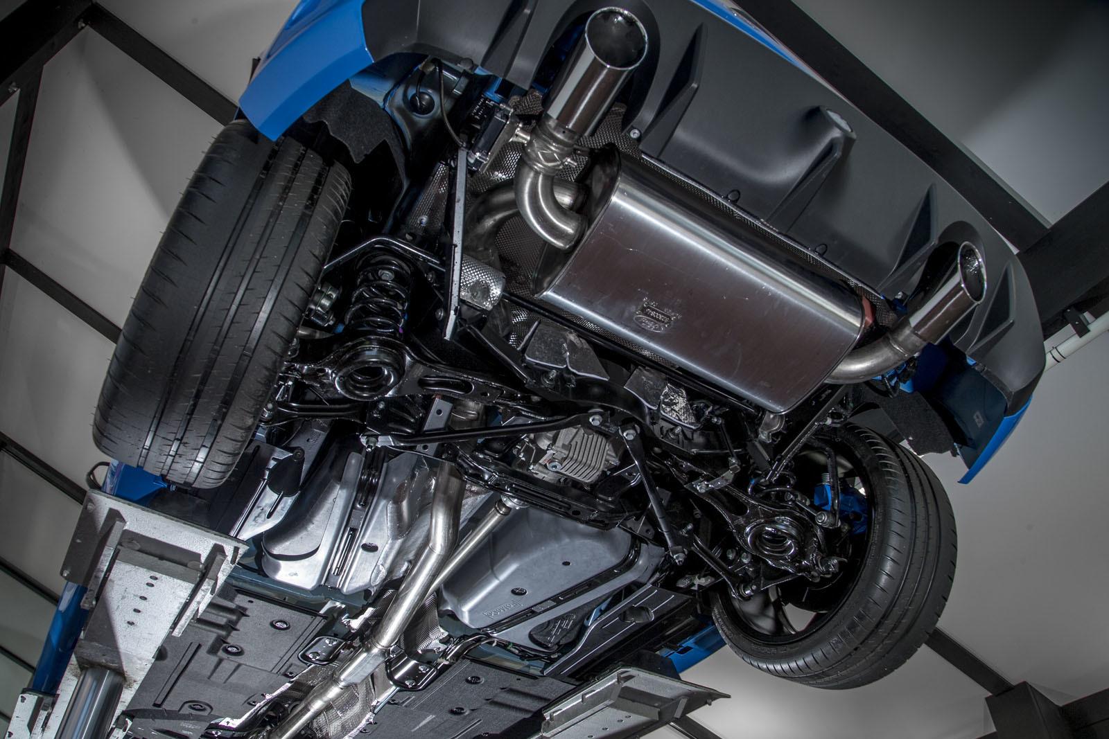 Foto de Ford Focus RS 2016, toma de contacto (87/129)