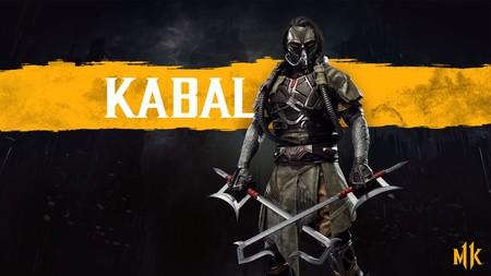 Así lucirán Kabal y D'Vorah en Mortal Kombat 11