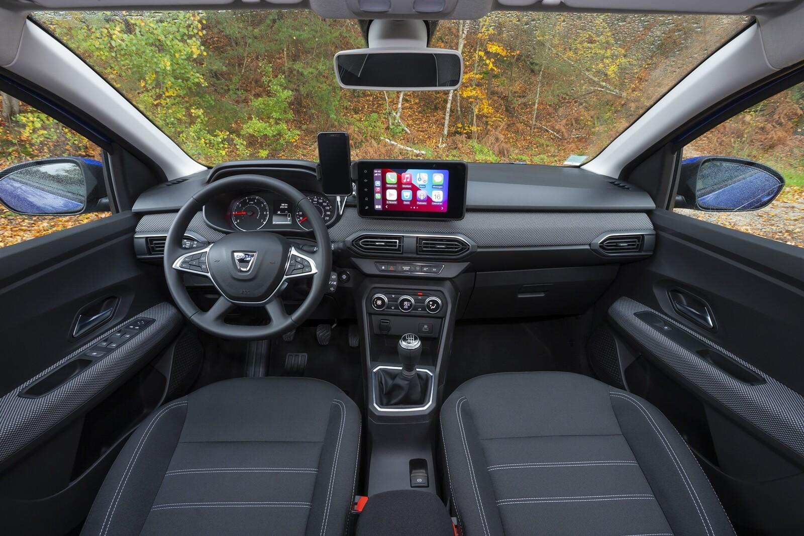 Foto de Dacia Sandero 2020, prueba (33/47)