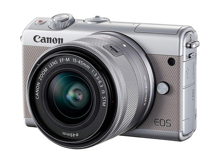 Canon Eos M100 4
