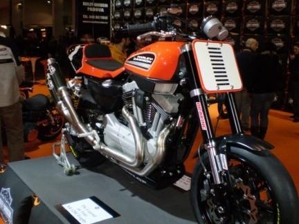 Copa monomarca Harley Davidson XR1200 en Italia