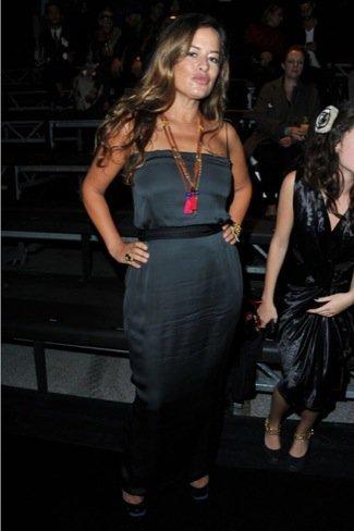 Semana de la Moda de París Jade Jagger