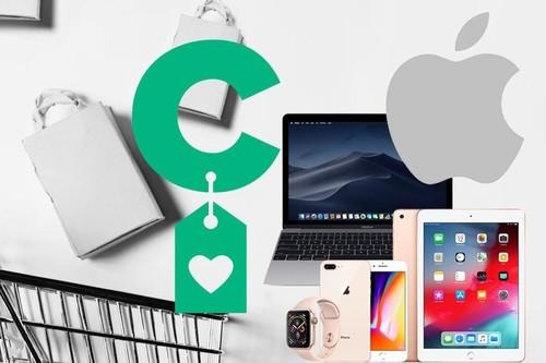 Los mejores chollos de la semana en productos Apple: iPhone, iPad, Apple Watch y AirPods a precios rebajados