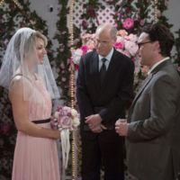 Alerta spoiler: Penny deslumbra de nuevo a toda América con un vestido de boda (esta vez romántico)