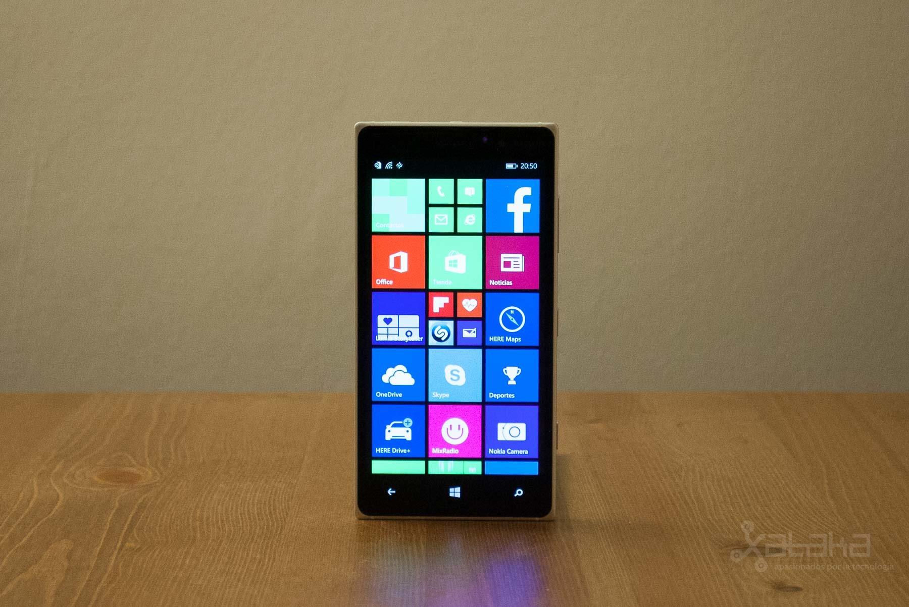 Foto de Nokia Lumia 735 y Lumia 830, análisis (20/28)
