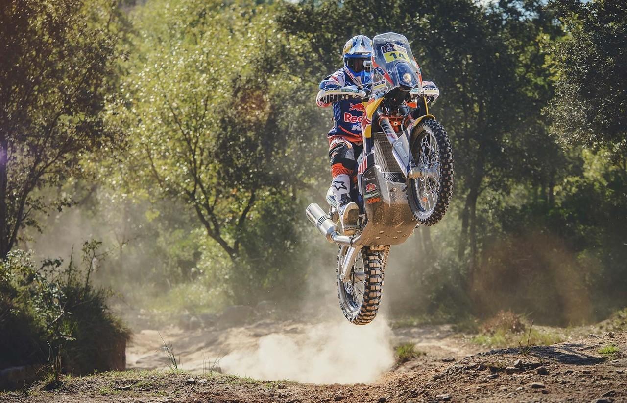 Foto de KTM 450 Rally (14/47)