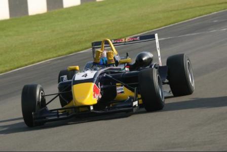Jaime Alguersuari, ¡Campeón de la Fórmula 3 Británica!