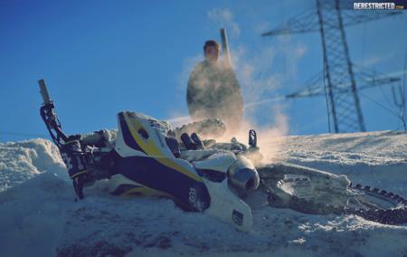 X Bowl Arena Snow 17