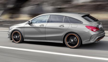 Mercedes-Benz CLA Shooting Brake, a la venta en España desde 32.625 euros