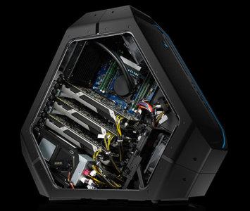 Si te gusta lo extravagante ya puedes hacerte con el nuevo Alienware Area-51