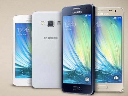 Galaxy A5, A7, A8 y A9, se filtran los próximos smartphones de Samsung