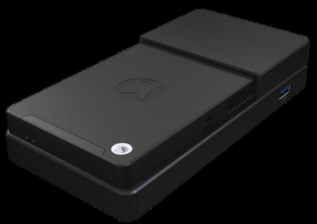 Kangaroo Mobile Desktop Pro Left Angled 3
