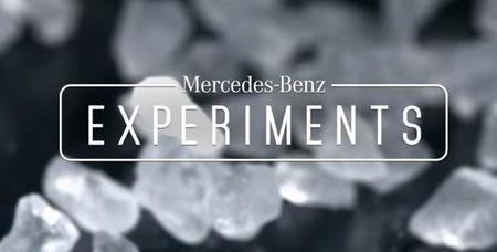 Mercedes-Benz utiliza la ciencia en su nueva campaña