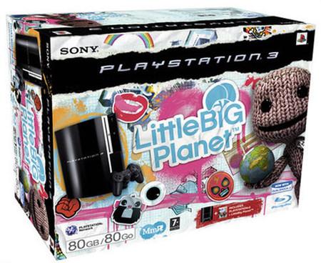 El pack de 'Little Big Planet' tiene este aspecto