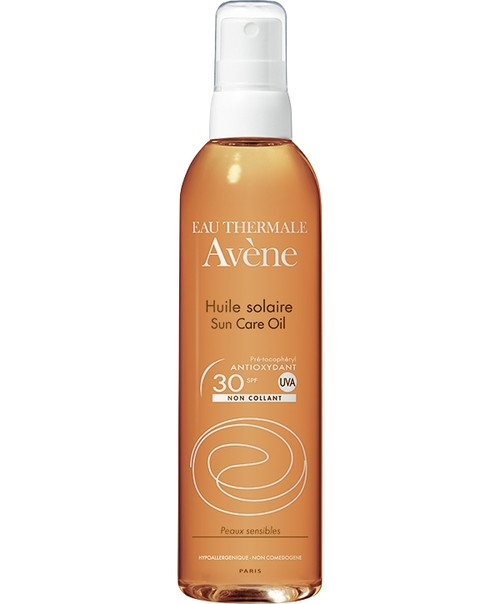Eau thermale Avène. Probamos su Aceite solar 30 SPF